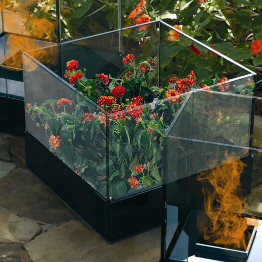 Decorpro Cell Atrium Bio Ethanol Fireplace