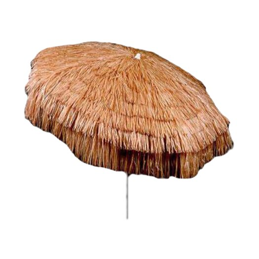 Parasol 6' Palapa Umbrella