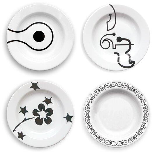notNeutral In-The-Mix 20 Piece Dinnerware Set