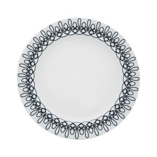 notNeutral Ribbon Round Serving Platter