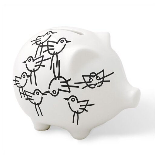 Chick Piggy Bank