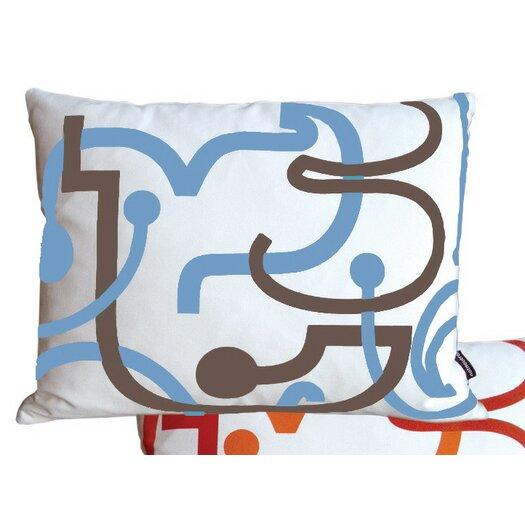 notNeutral Letters Pillow
