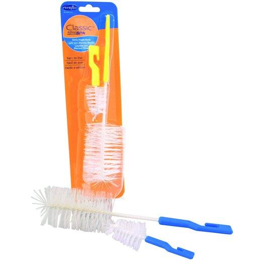 Evenflo Feeding Nipple & Bottle Brush