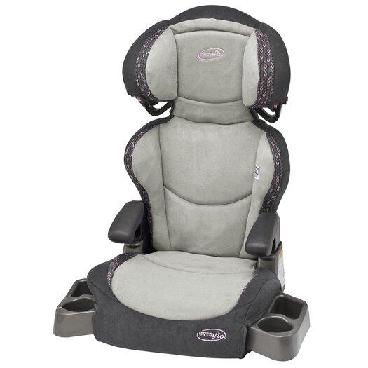 Evenflo Big Kid DLX Aubrey Booster Car Seat