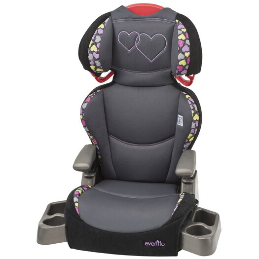 Evenflo Big Kid™ LX High Back SI - Side Impact Booster Seat