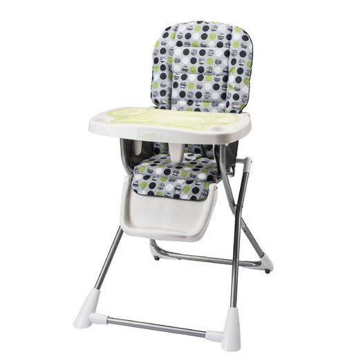 Evenflo Compact Lima Fold High Chair