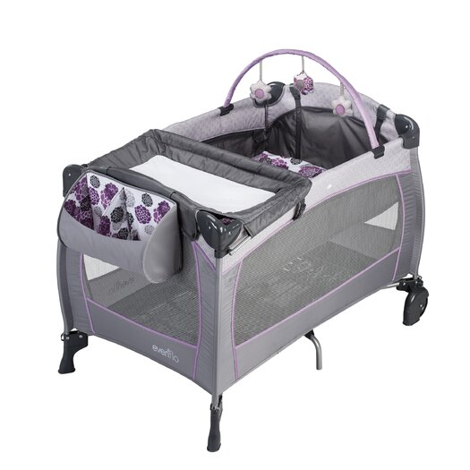 Evenflo Portable Lizette BabySuite Deluxe Playard