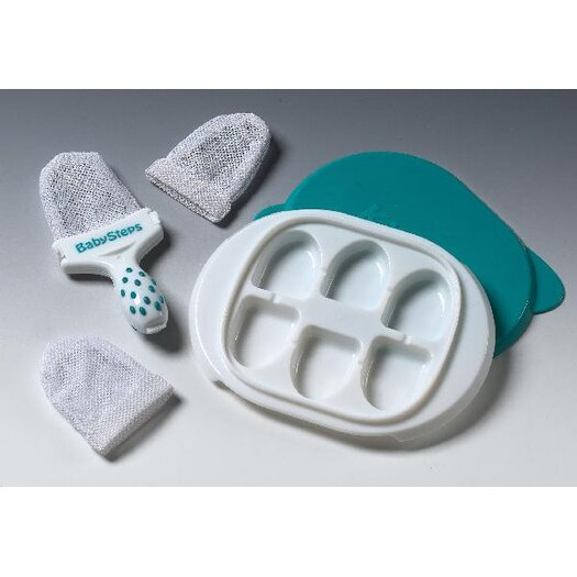KidCo BabySteps Healthy Snack Feeder Kit