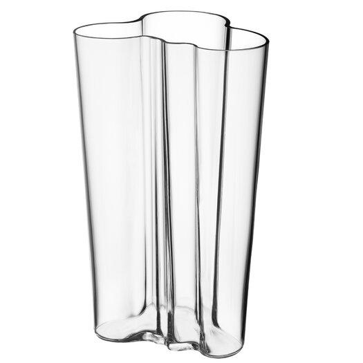 """iittala Alvar Aalto 7.75"""" Finlandia Vase"""