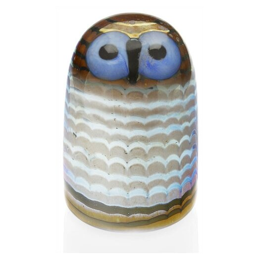 iittala Birds by Toikka Owlet Figurine