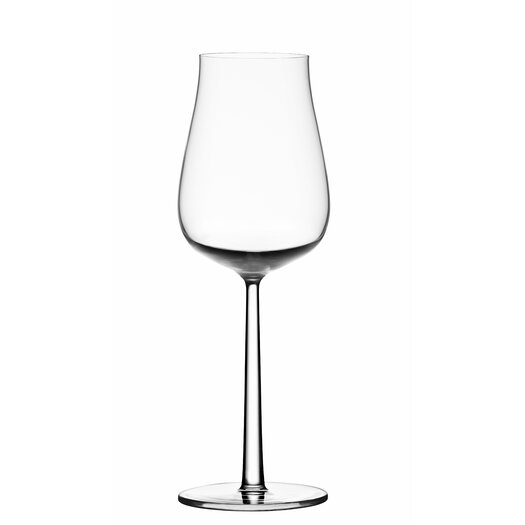 iittala Essence Plus Red & White Wine Glass