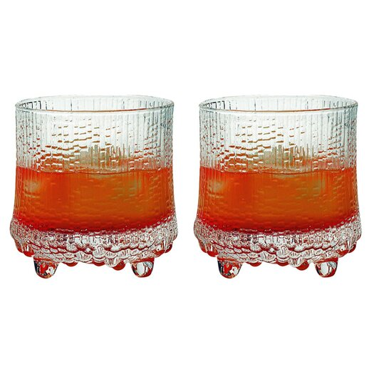 iittala Ultima Thule 9.5 Oz. Double Old Fashioned Glass