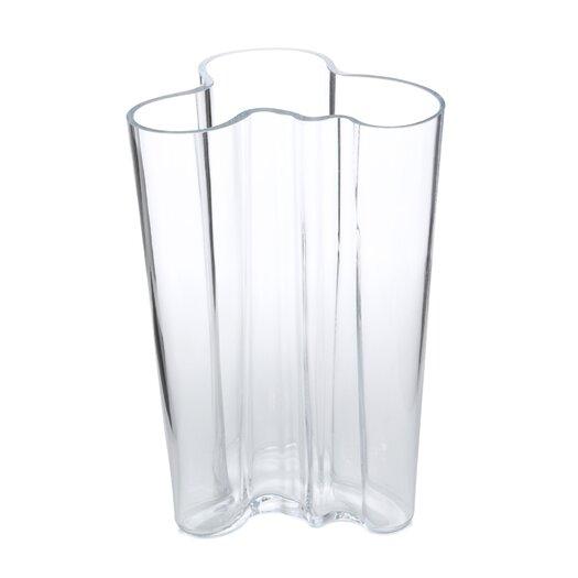 """iittala Alvar Aalto 9.75"""" Finlandia Vase"""