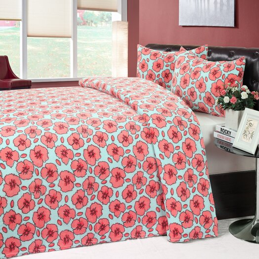 Wildon Home ® 3 Piece Bedding Set