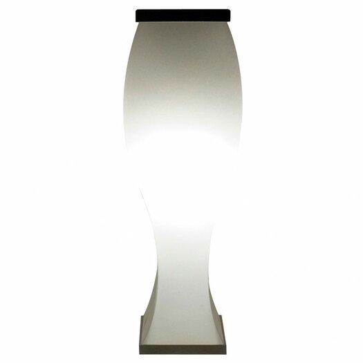 "Roland Simmons Travato Curve 26"" H Table Lamp"