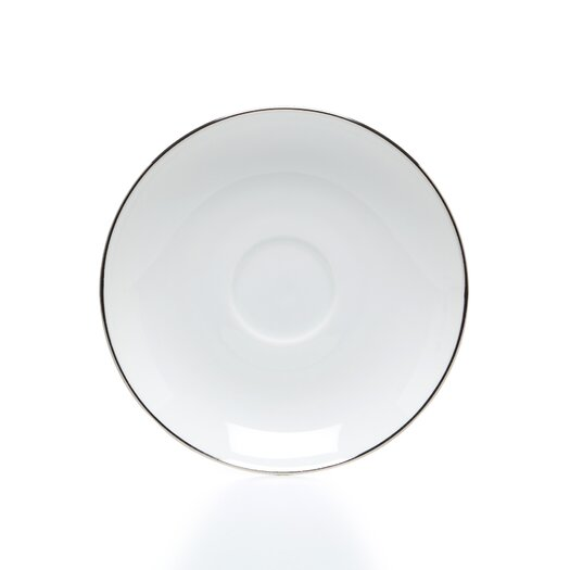 "Alessi Mami Platinum 4.3"" Saucer for Mocha Cup"
