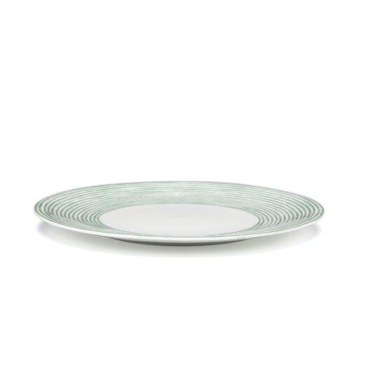 "Alessi Acquerello 10.63"" Dinner Plate"