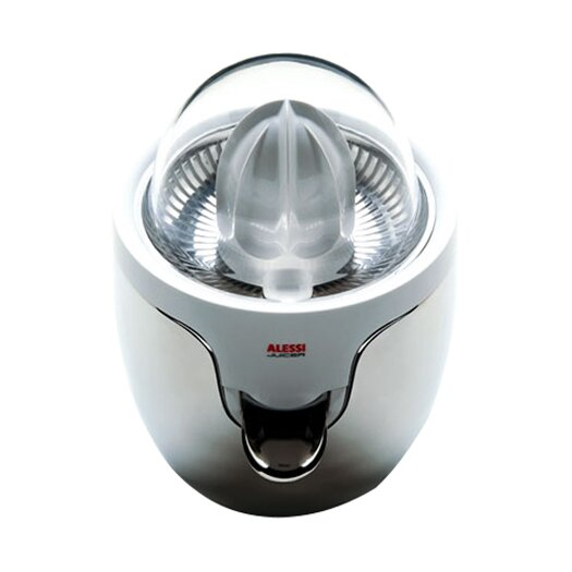 Alessi SG63 W Electric Citrus Squeezer by Stefano Giovannoni, 2003