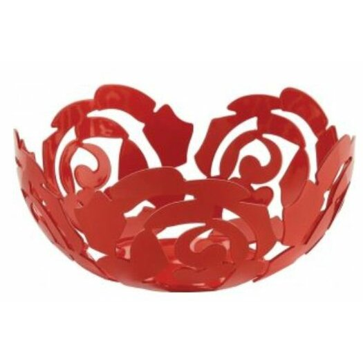 Alessi La Rosa by Emma Silvestris Fruit Bowl