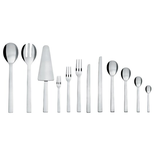 Alessi David Chipperfield 24 Piece Flatware Set