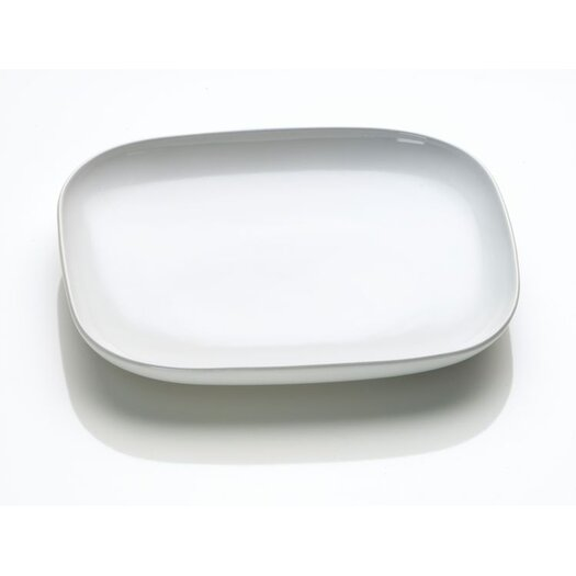 "Alessi Ovale 8"" Side Plate by Ronan and Erwan Bouroullec"