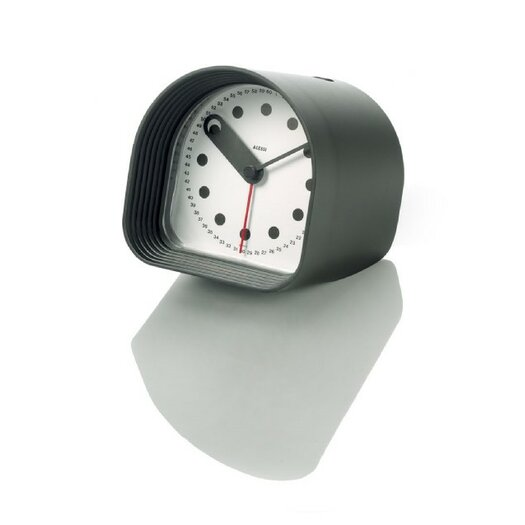 Alessi Optic Table Alarm-Clock by Joe Colombo