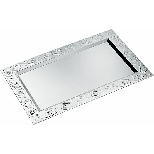Alessi Placentarius Rectangular Serving Tray