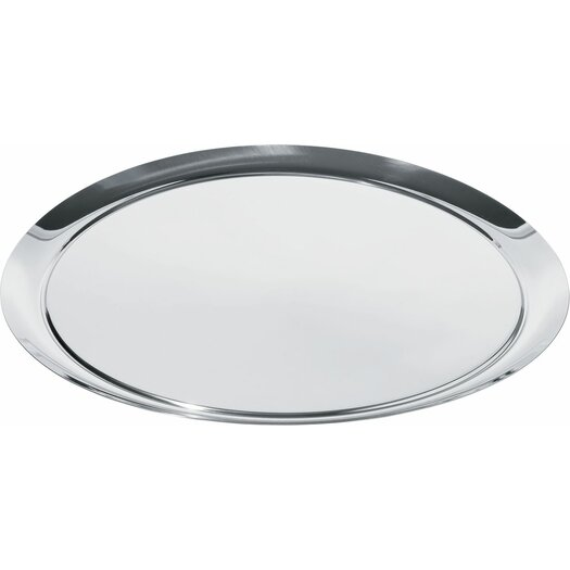 Alessi Nouvel Round Serving Tray