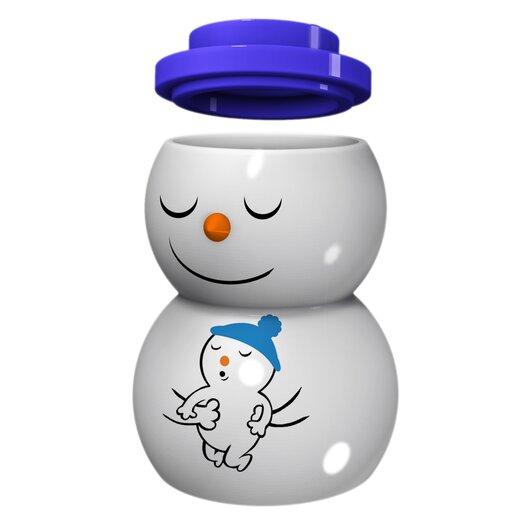 Alessi Snow Daddy Figurine / Tealight Holder