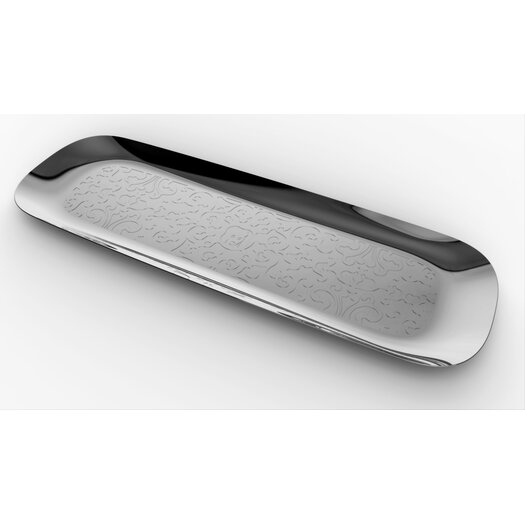 Alessi Dressed Oblong Serving Tray