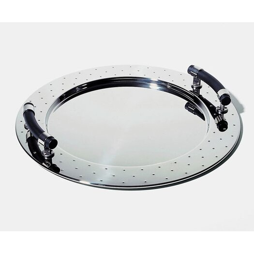 Alessi Michael Graves - Americana Inspirations MGVASS Round Serving Tray