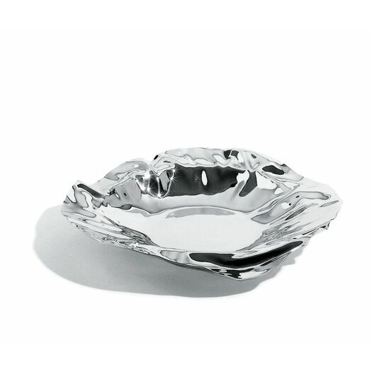 Alessi Lluis Clotet - Wrinkled Inspirations Port Miniature Bread Basket