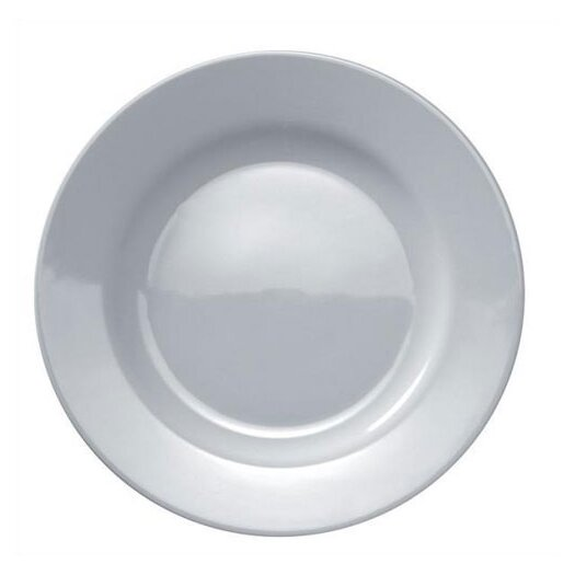 "Alessi Platebowlcup 10.8"" Dining Plate by Jasper Morrison"