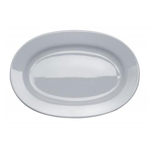 Alessi Alessi Tableware Platebowlcup Oval Platter