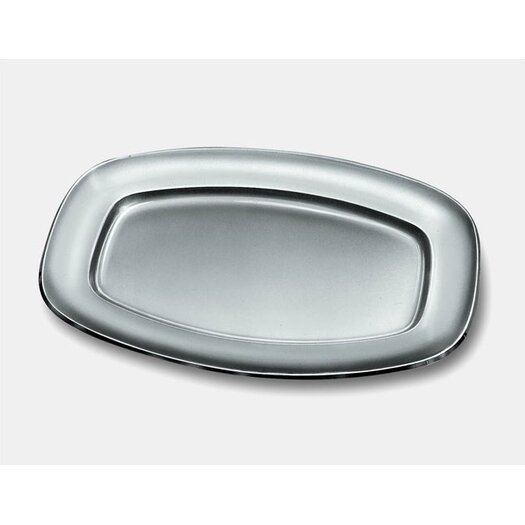 Alessi Carlo Mazzeri Oval Serving Tray
