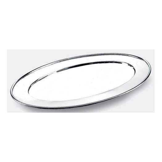 Alessi Ettore Sottsass Oval Serving Tray