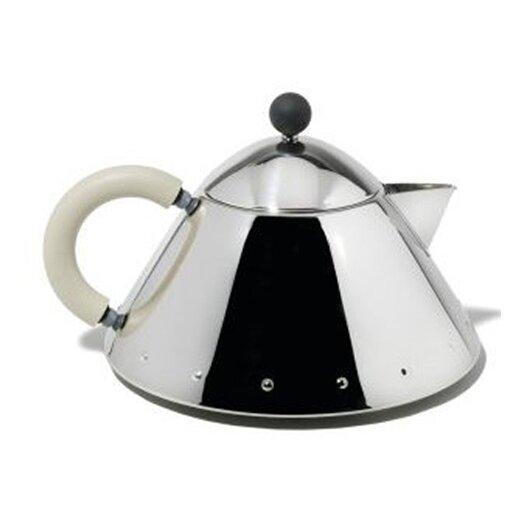 Alessi Michael Graves - Americana Inspirations 1.09-qt. Teapot
