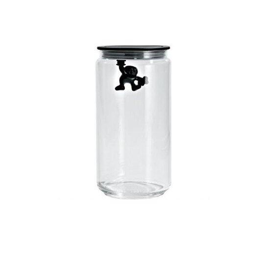 Alessi A di Alessi - Dream Factory Gianni Storage Jar with Lid by Mattia Di Rosa