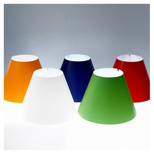 "Luceplan 16"" Costanza Lamp Shade"