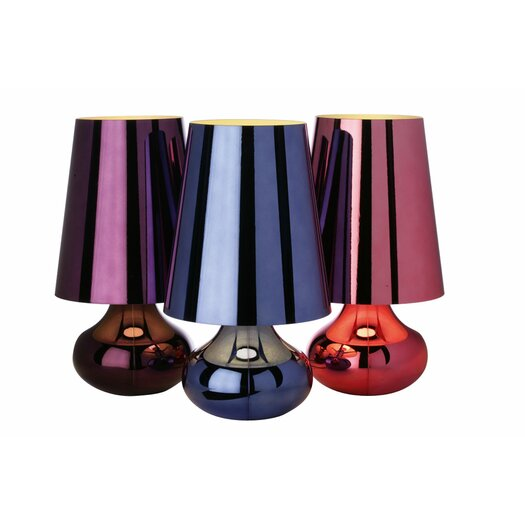 "Kartell Cindy 16.5"" H Table Lamp with Empire Shade"