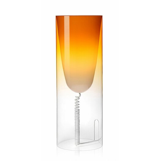 Kartell Toobe Table Lamp with Bowl Shade