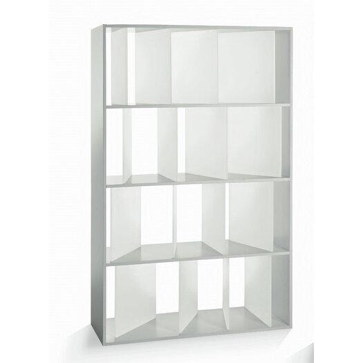 """Kartell Sundial 65"""" Bookcase"""