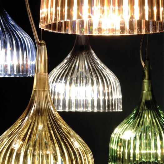Kartell E' Pendant Light