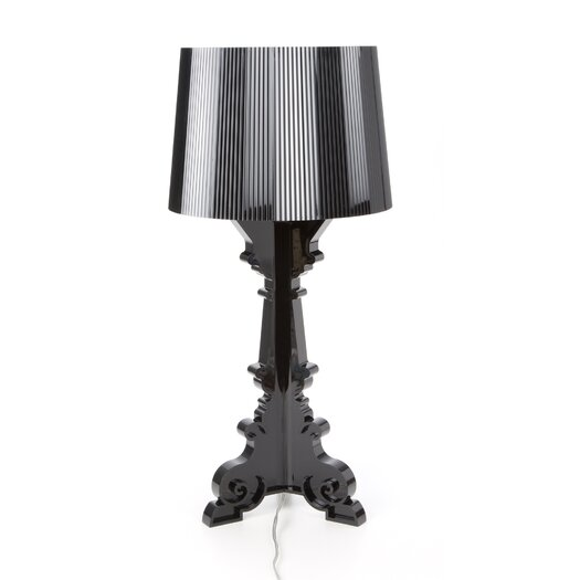 "Kartell Bourgie 27"" H Table Lamp with Empire Shade"
