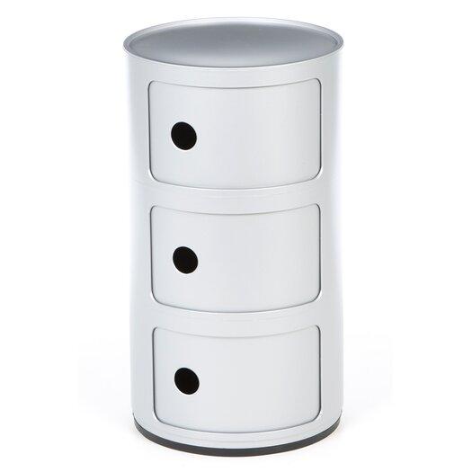 Kartell Componibili Round Storage Module