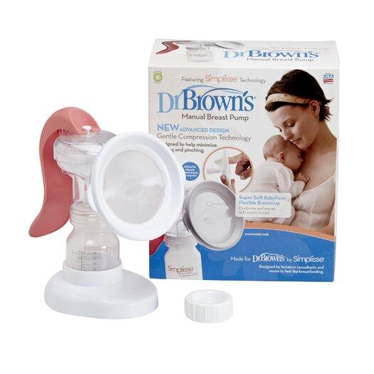 Dr. Brown's Simplisse Manual Breastfeeding Companion