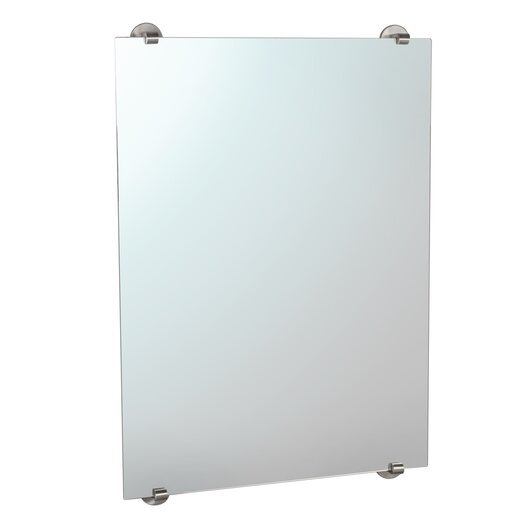 Gatco Zone Frameless Mirror