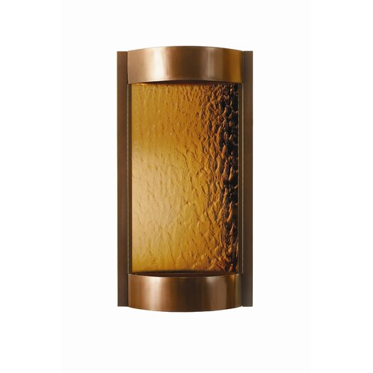 Bluworld Contempo Falls Solare Wall Fountain