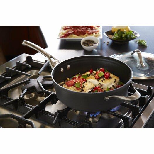Calphalon Contemporary Nonstick 3-qt. Saute Pan with Lid