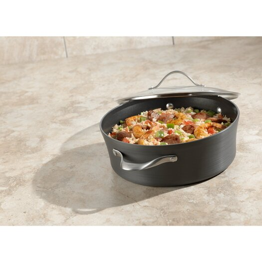 Calphalon Contemporary Nonstick 5-qt. Saute Pan with Lid